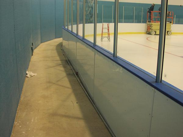 Ice Hockey Dasherboard Systems Sale Amp Installation Free