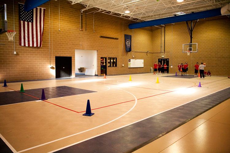 Indoor basketball court builder free quote nj ny pa for Free inside basketball courts