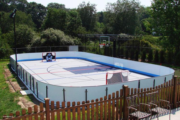 Roller Hockey Skating Modular Tiles We Install Nj Ny Pa De